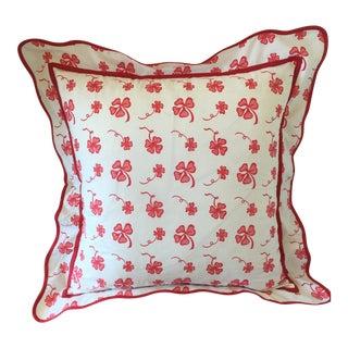 Lucky Euro Sham Pillow For Sale