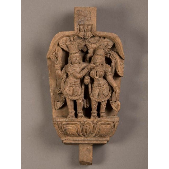 Asian 19th Century Chinese Kuang Hsu Period Hand Carved Decoration For Sale - Image 3 of 6