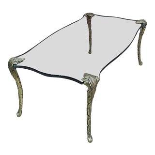 P.E. Guerin Style Coffee Table