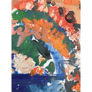 Abstract Oil Painting by Sean Kratzert, 'World's Fair' Preview
