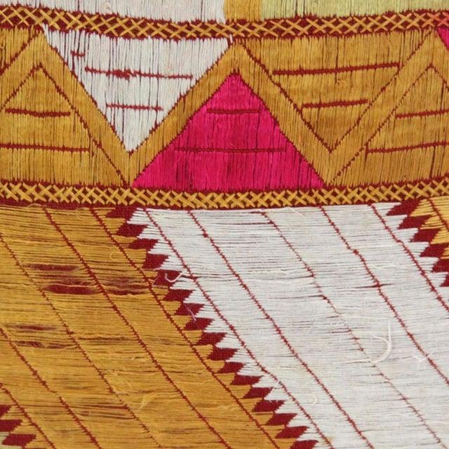 Mehreen Phulkari Pillow, Pair - Image 2 of 5