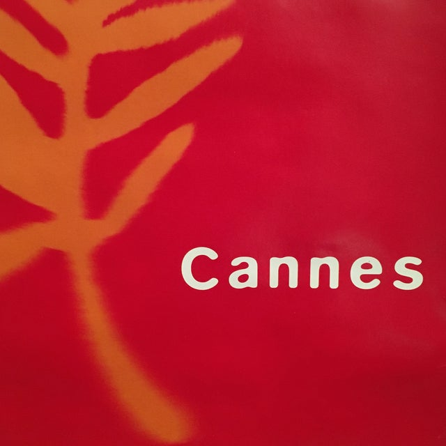 Modern 50th Cannes Film Festival Poster For Sale - Image 3 of 7