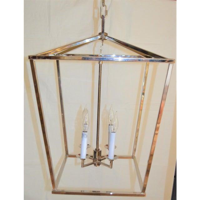 Visual Comfort Visual Comfort Medium Darlana Lantern For Sale - Image 4 of 9