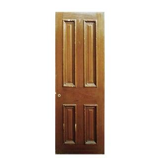 Four Panel Interior Door