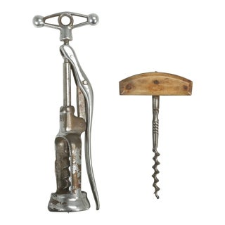 Collection of Antique French Corkscrews - 12 Pieces