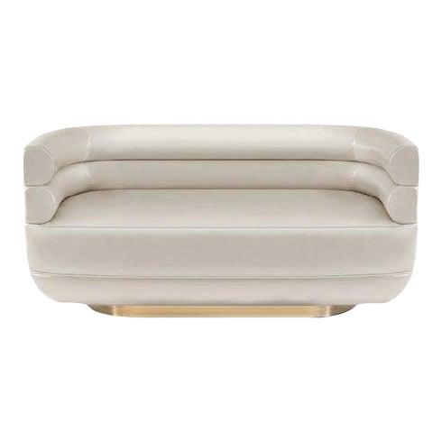 Covet Paris Loren Tub Sofa For Sale