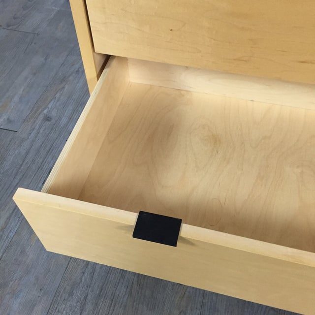 Room & Board Maple Chest of Drawers - Image 5 of 10