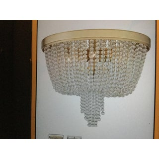 Hudson Valley Royalton Crystal Ceiling Mount Chandelier Preview