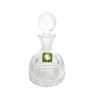 "Vintage Waterford Crystal ""Marquis"" Perfume Bottle"