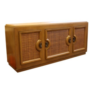 1950s Mid-Century Modern Paul Laszlo Credenza For Sale