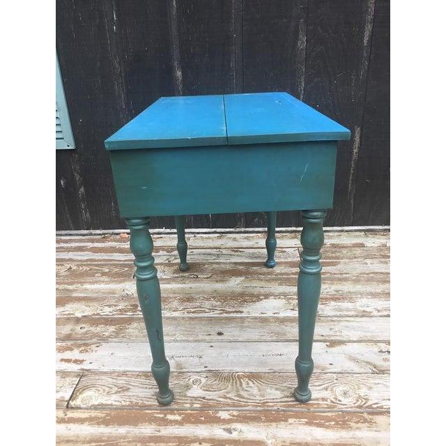 Vintage Secretary Desk For Sale - Image 10 of 13