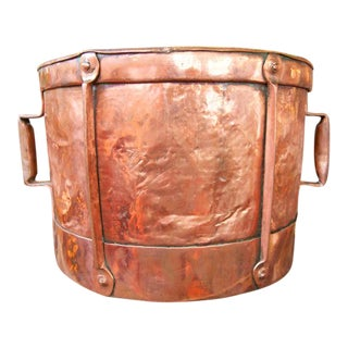 "French ""Ferrat"" Copper Measure"
