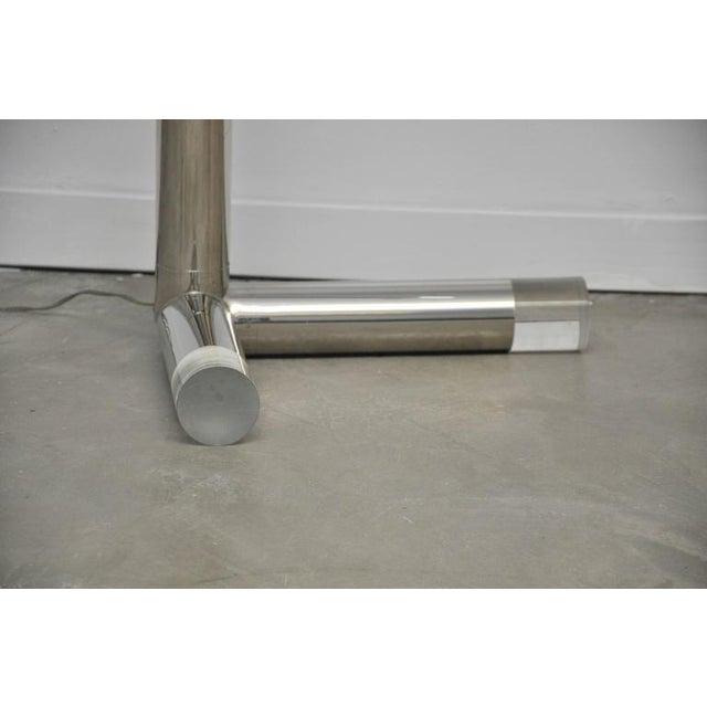 Lucite Karl Springer Floor Lamp For Sale - Image 7 of 7
