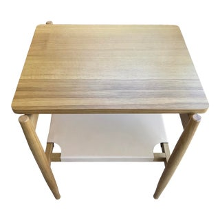 Mid-Century Modern Design Within Reach Jens Risom Side Table For Sale