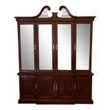 Image of Drexel Heritage Devoncourt China Cabinet For Sale