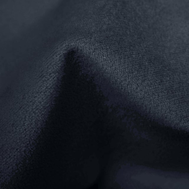 Textile Velvet Ink 4 Piece Sectional For Sale - Image 7 of 9