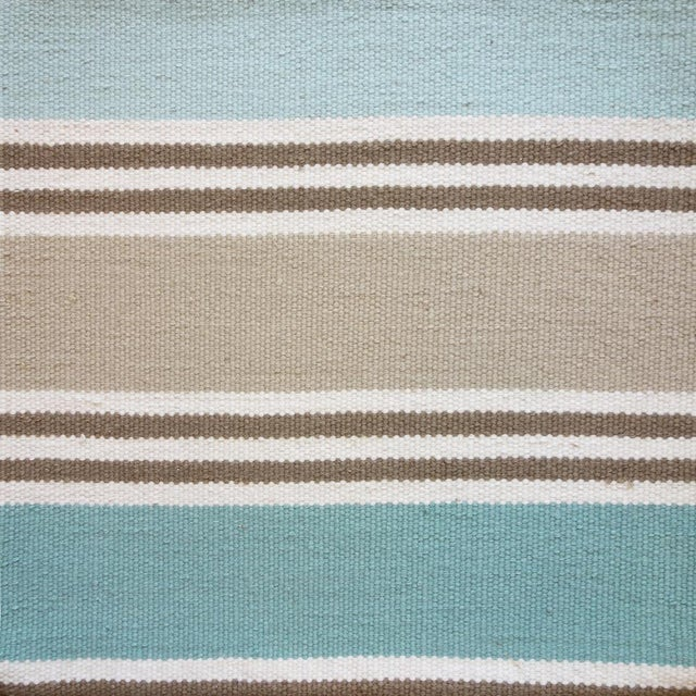 Indulge in the playful palette of our Jubilee collection. Handwoven in India, these luxurious flatweaves are available in...