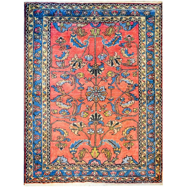 Textile Early 20th Century Lilihan Rug For Sale - Image 7 of 7