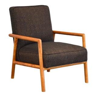 t.h. Robsjohn Gibbings Lounge Chair For Sale