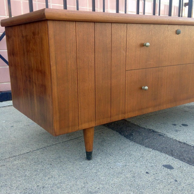 Lane Furniture Mid-Century Storage Chest Credenza - Image 5 of 11