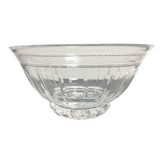 Cheslyn by Wedgwood Crystal Bowl For Sale