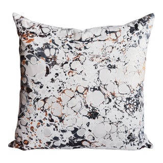 Seastone Abalone Silk Pillow