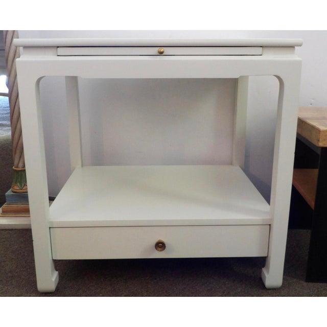 Alexa Hampton Sara Side Table For Sale - Image 4 of 10