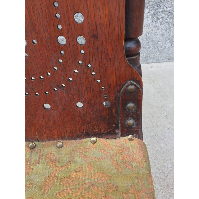 *Last Chance* Antique Victorian Child's Rocking Chair For Sale - Image 11 of 13