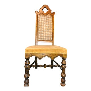 Drexel Victorian Gothic Dining Chairs - Set of 6 For Sale