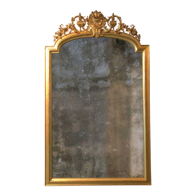 19th Century Mirror For Sale - Image 6 of 6