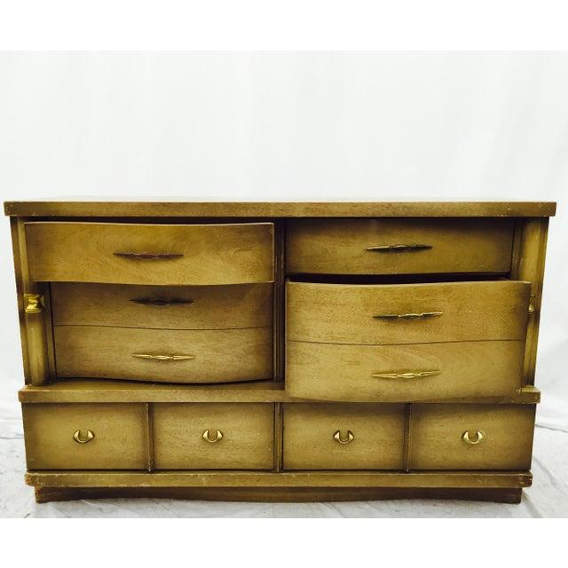 Bassett Furniture Mid Century Dresser Chairish