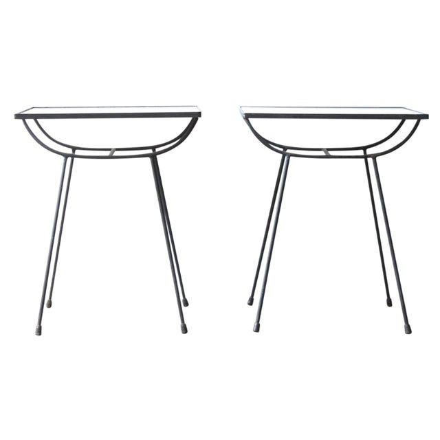 Side Tables by George Nelson for Arbuck - A Pair - Image 1 of 6