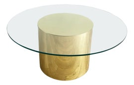 Image of Drum Coffee Tables