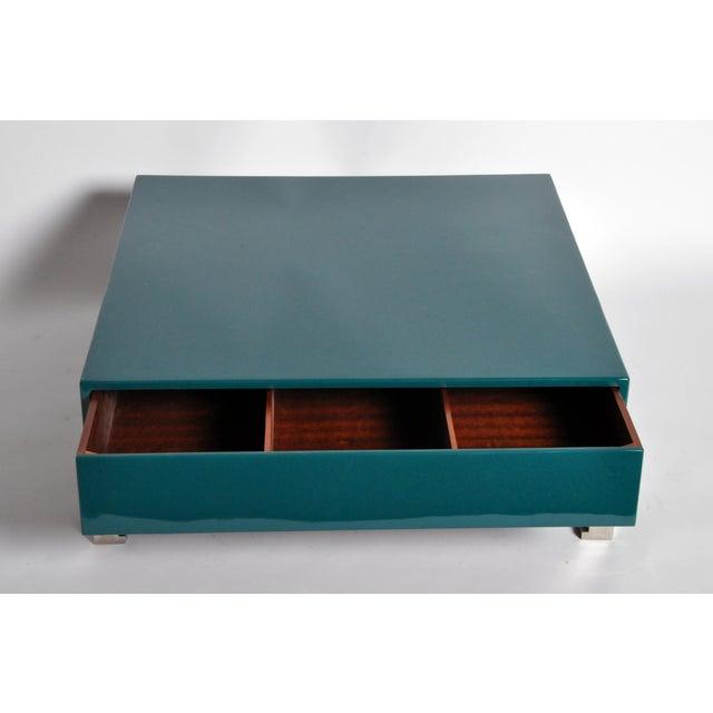 Maison Jansen Table Bases by Guy Lefevre for Maison Jansen For Sale - Image 4 of 11