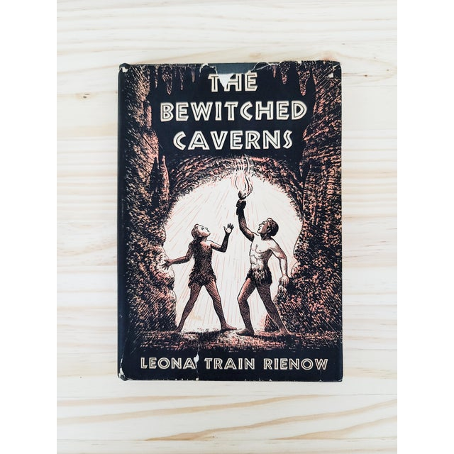 Paper 1940s The Bewitched Caverns Book For Sale - Image 7 of 8