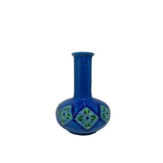 Mid Century Aldo Londi Rimini Blu Weedpot Flavia Montelupo For Sale