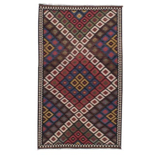Antique Bakhtiari Kilim For Sale