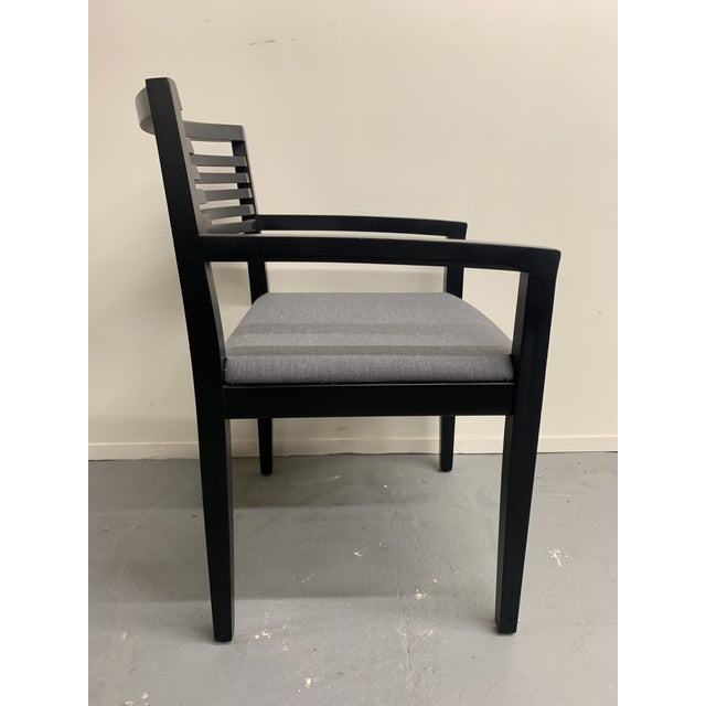 1990s Vintage Ricchio for Knoll Studios Chair For Sale - Image 9 of 13