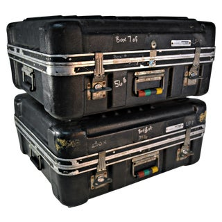 Vintage Fiberbilt Case - A Pair For Sale
