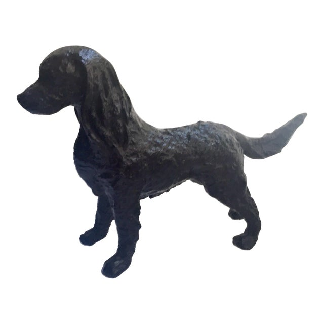 Cast Iron Hunting Dog - Image 1 of 6