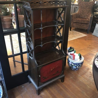 Chinoiserie Etagere Cabinet Preview