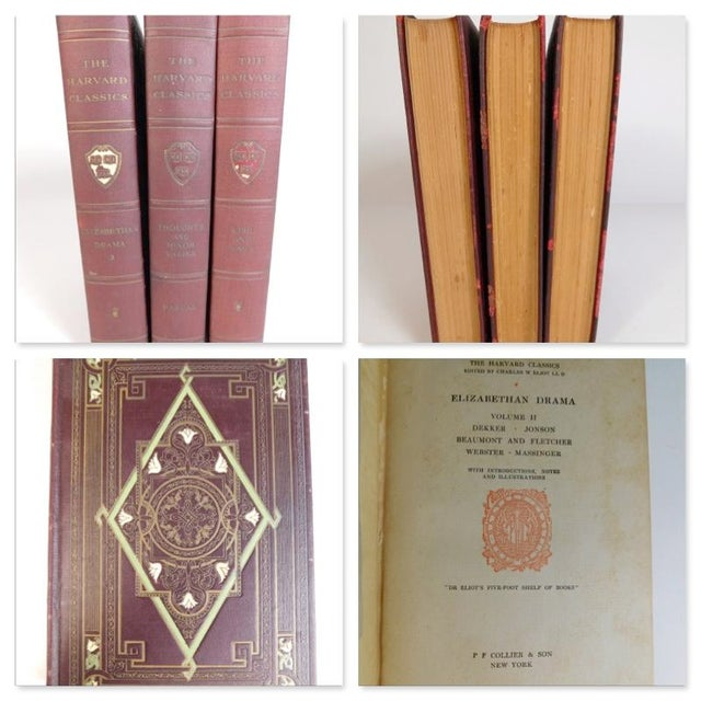 Harvard Classics Book Collection - Set of 46 - Image 10 of 11
