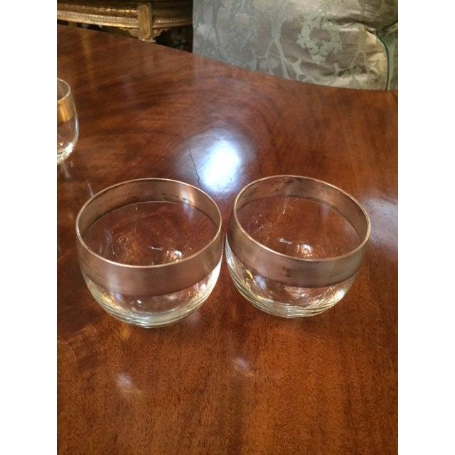 Dorothy Thorpe Dorothy Thorpe Peace Glasses - Set of 12 For Sale - Image 4 of 7