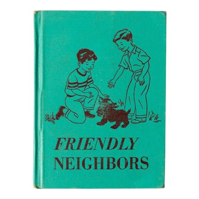 1950s Vintage Children's School Book For Sale