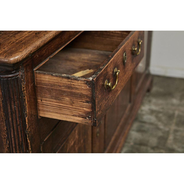 George III Dresser For Sale - Image 4 of 10