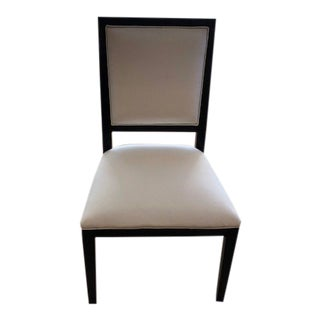 Traditional Robert Allen Manhattan Dining Chair For Sale