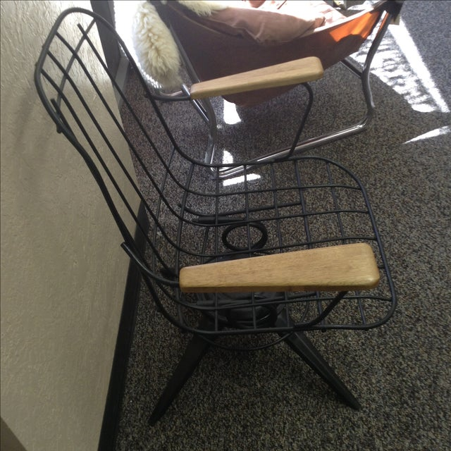 Eames Era Wire Chair - Image 3 of 7