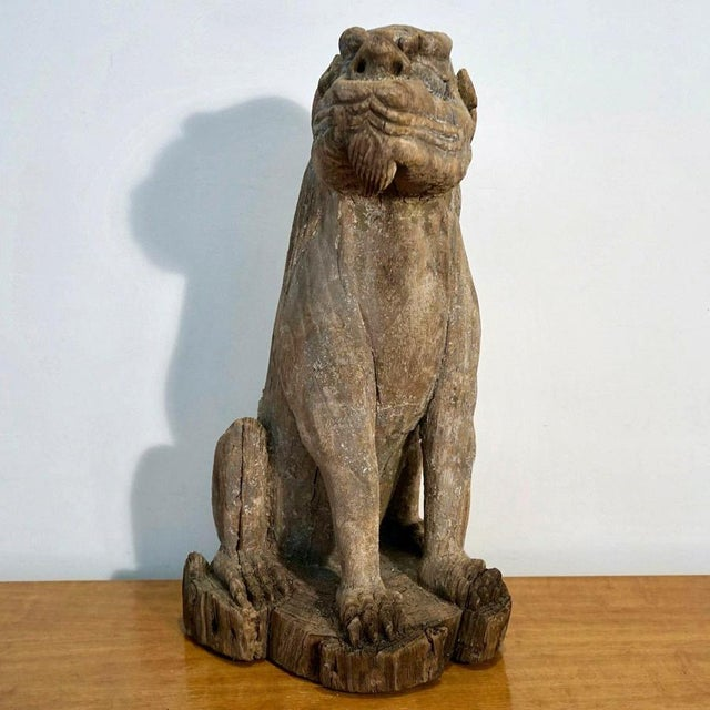 Late 18th Century Late 18th Century Foo Dog For Sale - Image 5 of 11