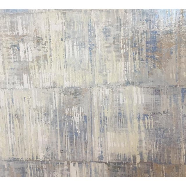 Abstract Ned Martin, Tundra Painting, 2017 For Sale - Image 3 of 5
