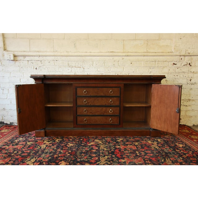 Ferguson Copeland Marble Top Buffet For Sale - Image 4 of 9